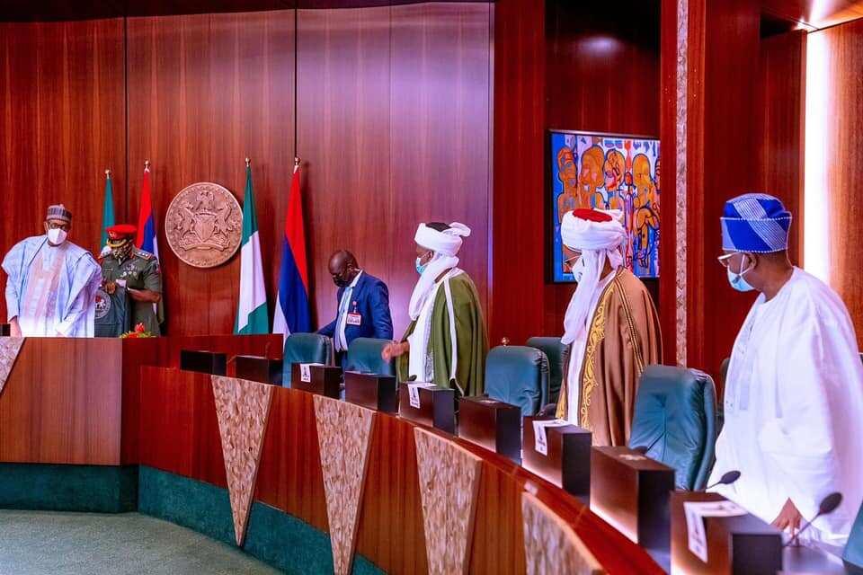 Sultan of Sokoto meets Miyetti Allah leadership over herdsmen crisis