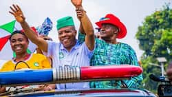 Breaking: Supreme Court delivers judgement on Ihedioha's governorship election victory