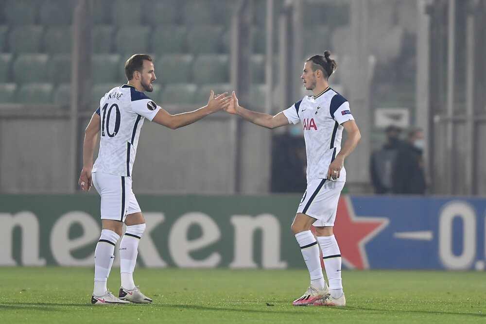 Ludogorets vs Tottenham: Harry Kane scores 200th goal for Spurs in 3-1 win
