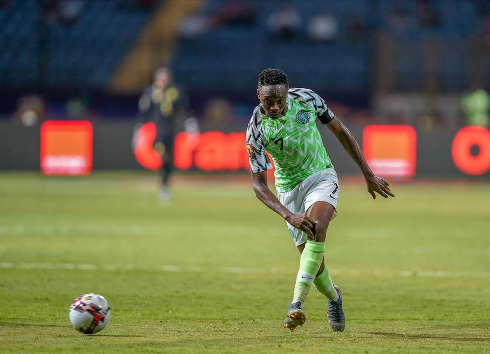 Ahmed Musa pens emotional note to his mother 2 years after her death