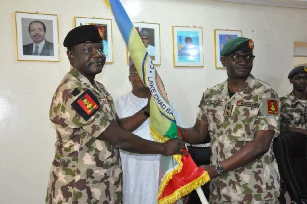 MNJTF: 'Yan ta'addan Boko Haram da ISWAP 120 sun mika wuya a tafkin Chadi