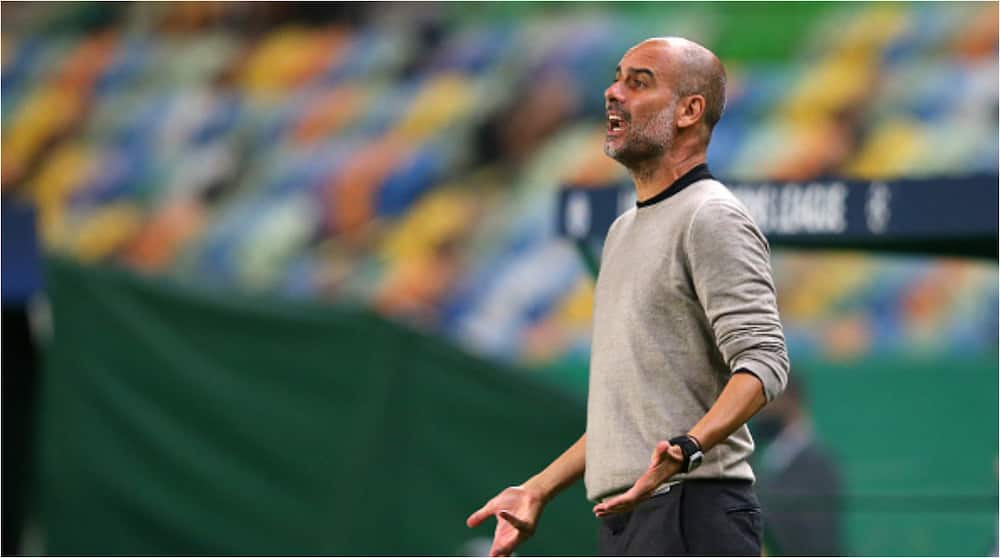 Pep Guardiola condemned to 3 consecutive quarter-final losses in Champions League