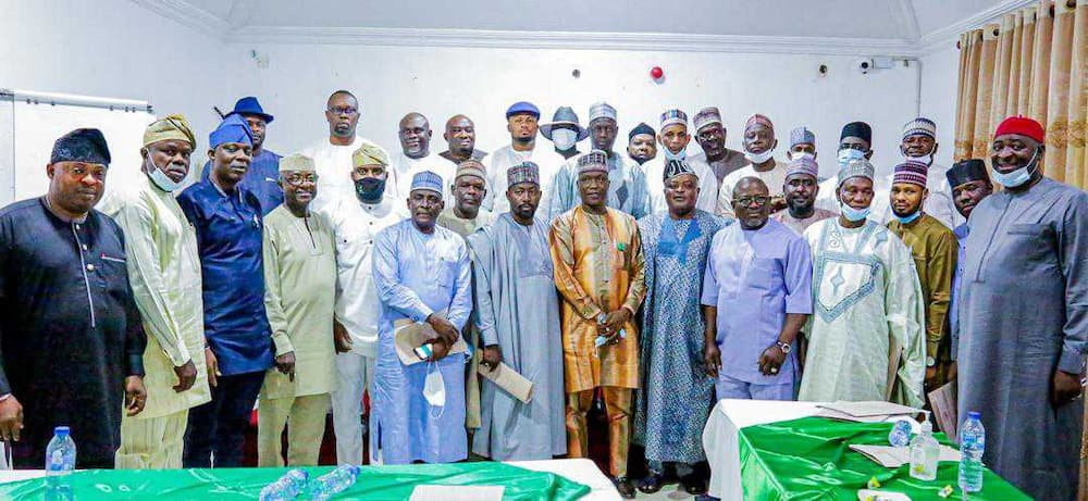 Conference of Speakers gets new chairman, executive members