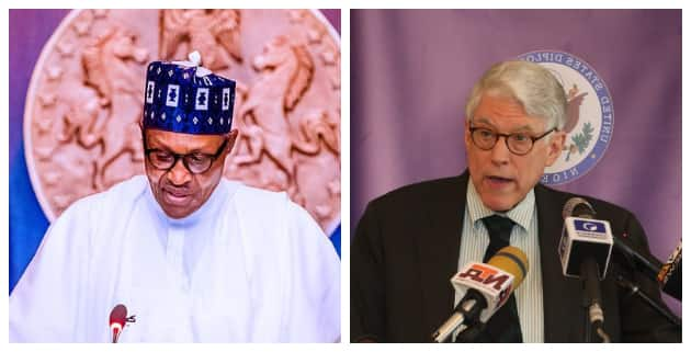 Presidency blasts US magazine, ex-ambassador over alleged lies about Buhari