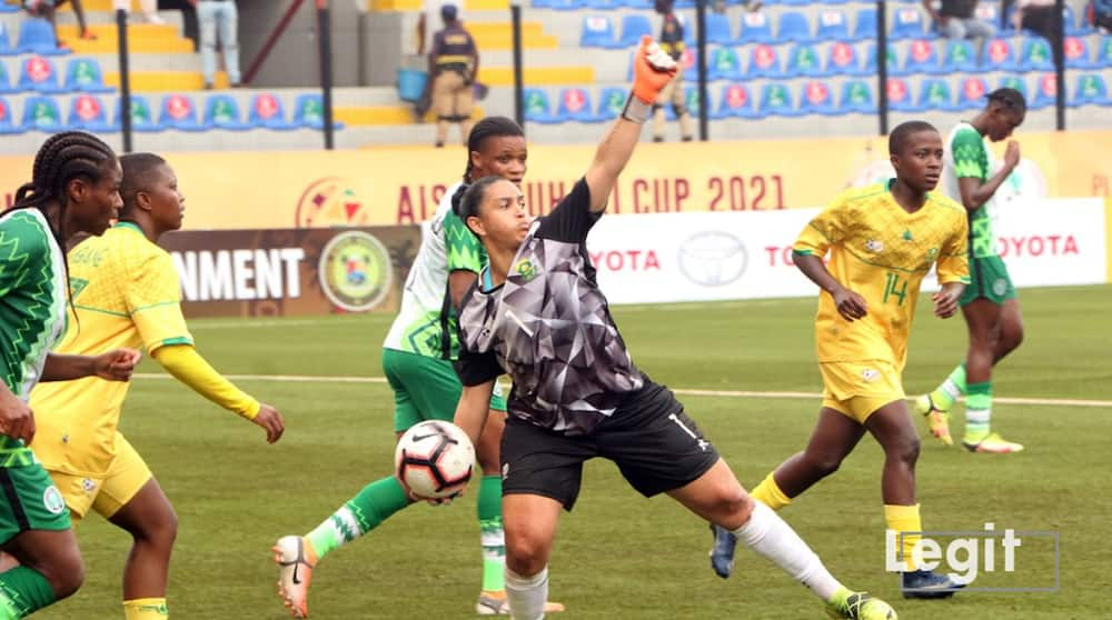 South Africa Emerge Champions of Aisha Buhari Cup After Defeating Super Falcons of Nigeria