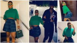 They can never kill my vibe: Amidst 2baba and Pero's Abuja trip, Annie Idibia hangs out with brother