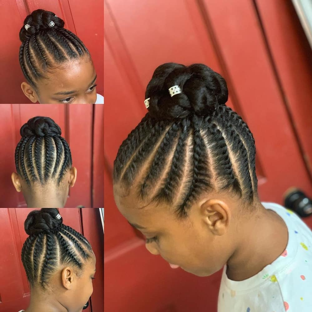 Nigerian Children Hairstyle Ideas For Girls And Boys Legit Ng