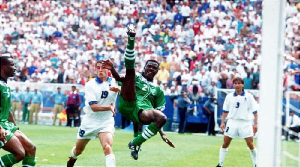 Austin Eguavoen: Super Eagles legend set to be appointed as Stade Malien head coach