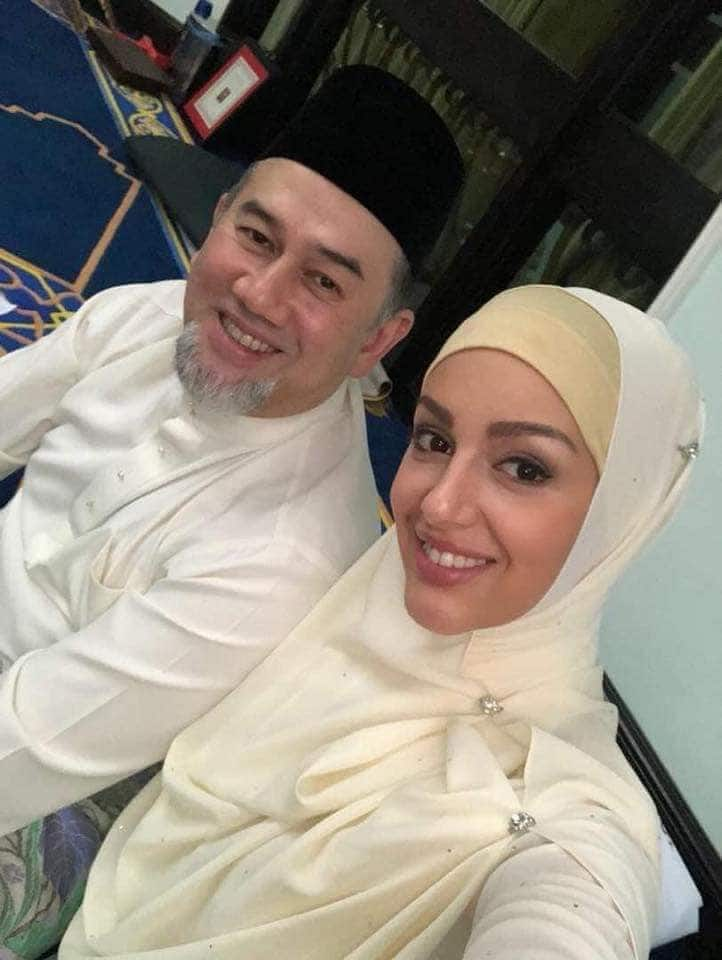 25-year-old Russian beauty queen converts to Islam to marry Malaysia's king (photos)