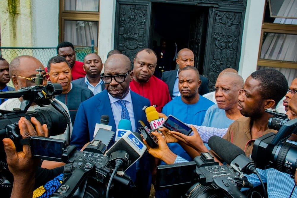We're not defecting to any party - Obaseki's APC loyalists