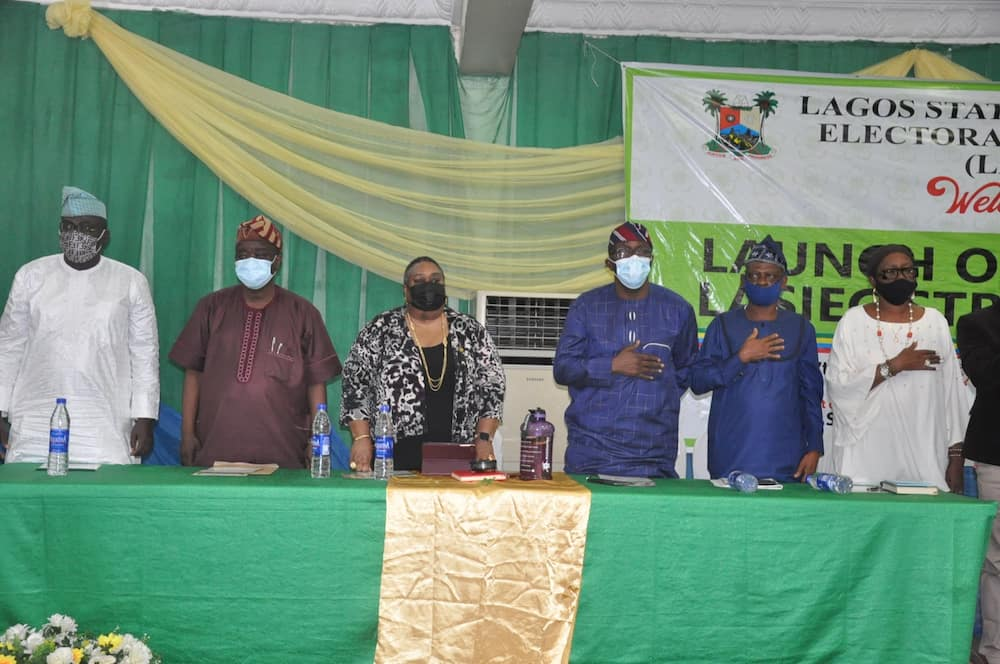 Lagos council polls holding on July 24