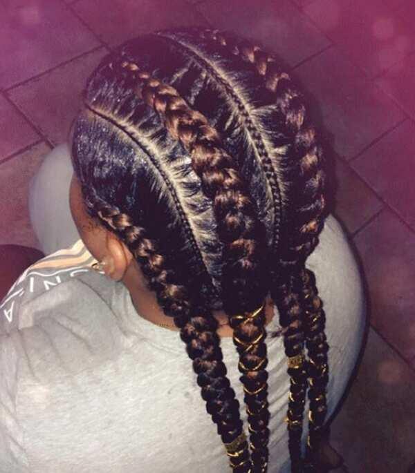 feeder braids