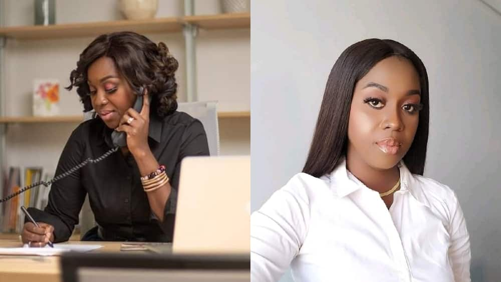 Abena Asomaning Antwi: From receptionist to boss lady with PhD