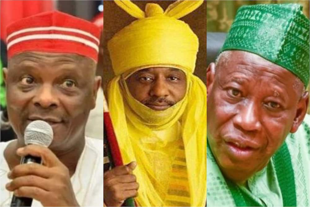 Sanusi: This is why Ganduje dethroned former Emir of Kano, Kwankwaso finally opens up