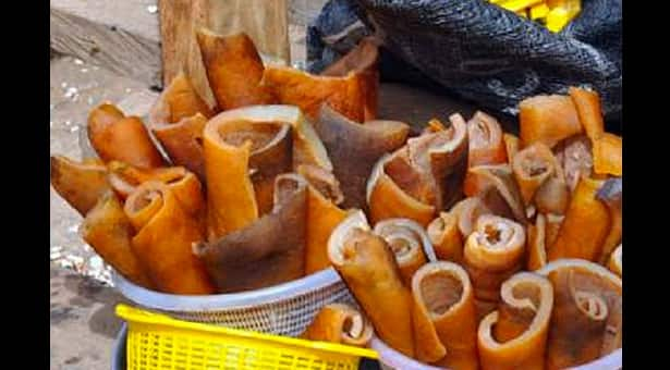 Again, Lagos government confiscate truckload of contaminated ponmo - Legit.ng