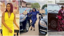 5 Nigerian celebrities who have bought cars 2 weeks into 2021 (photo)