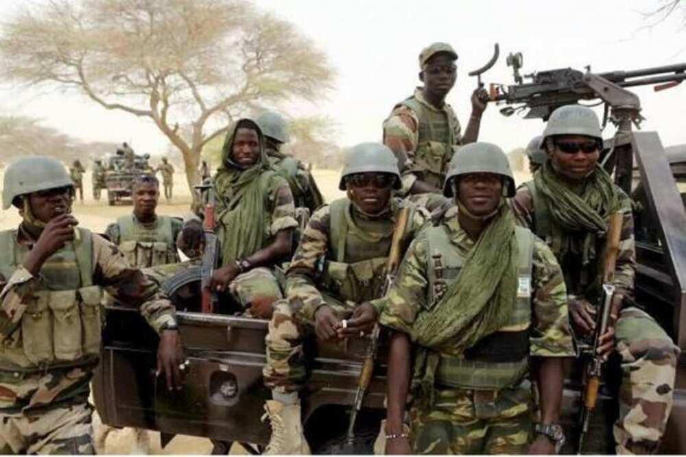 An gano dalilin da yasa sojan da ke yakar Boko Haram ya kashe kansa