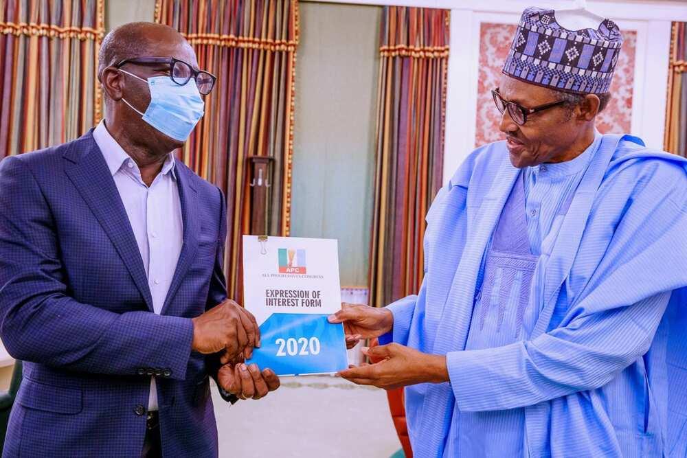 It's possible for Obaseki to return to APC, says Edo governor's spokesperson