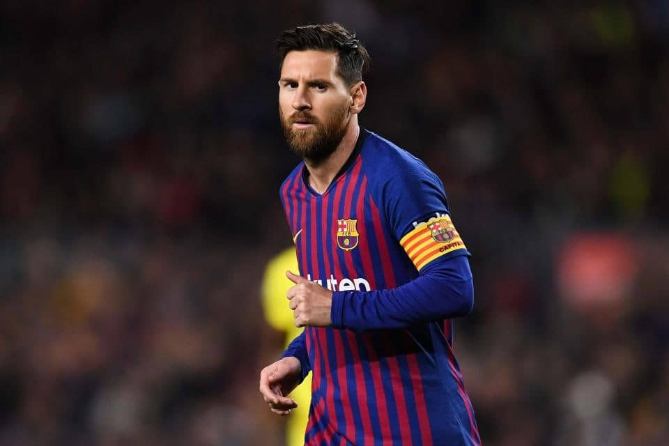 Da duminsa: Messi zai cigaba da zama a Barcelona