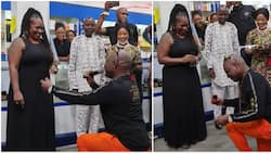 Charly Boy proposes to wife again after 45 years of marriage, shares sweet photos and videos