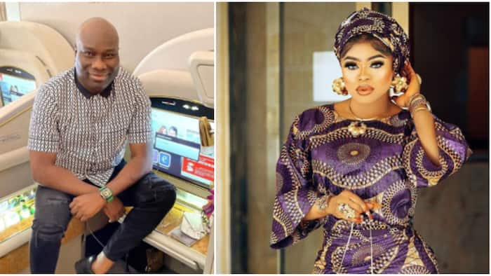 Stop using my name to chase clout, I'm not gay, Mompha's lawyers write Bobrisky's PA, general public