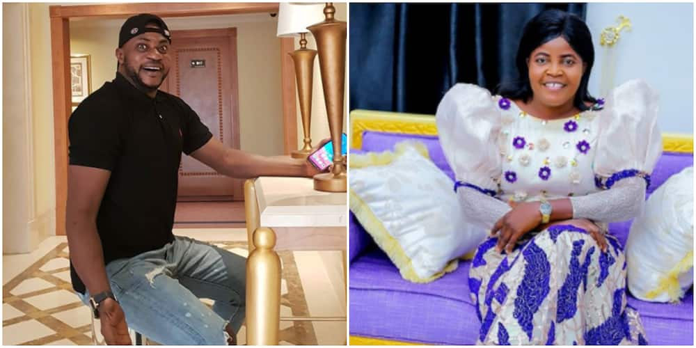 Actor Odunlade Adekola celebrates wife as she clocks a year older (photo)