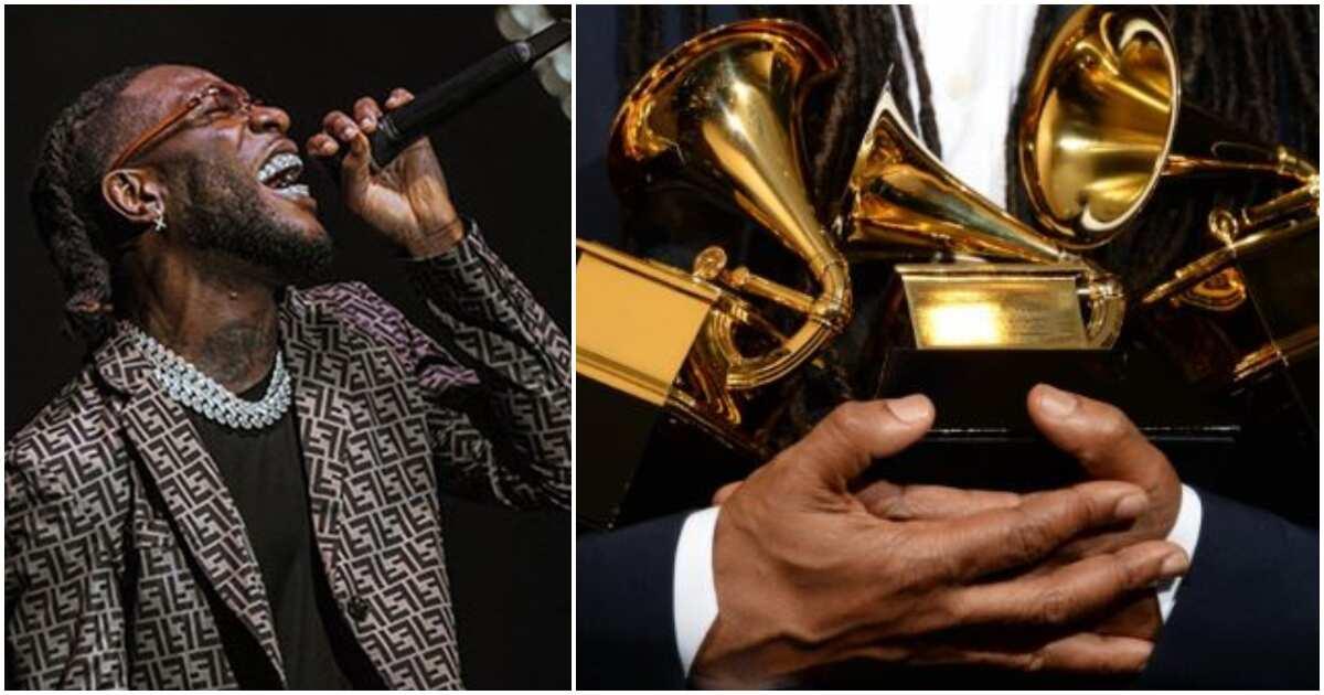 Jubilation as Burna Boy gets nominated for Grammys