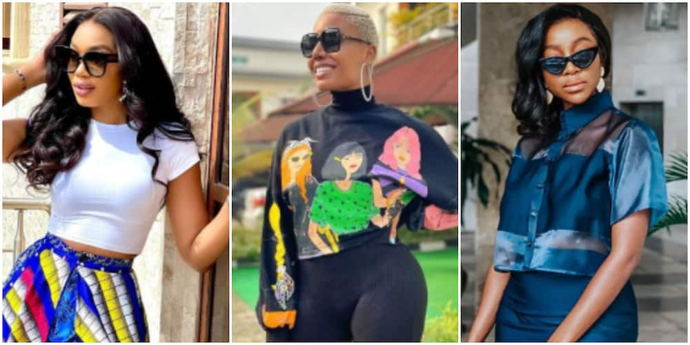 11 Nigerian female celebrities who have incredible sense of style