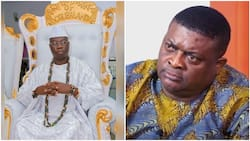 Gani Adams mourns Gani Fawehinmi's son Mohammed, reveals what his death means to family