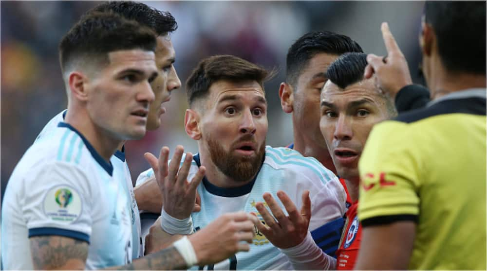 Lionel Messi: Argentina captain escaped ban ahead of World Cup qualifiers