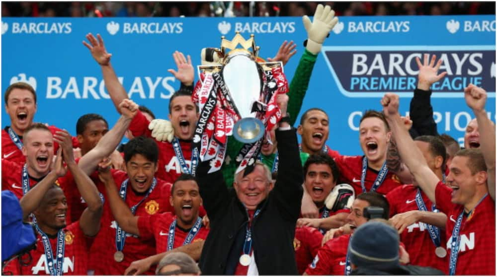 Man United, Liverpool, Arsenal beat City Chelsea To Become UK's Best Clubside