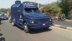 Just in: Policeman, driver shot dead as gunmen attack bullion van in Ondo, cart money away