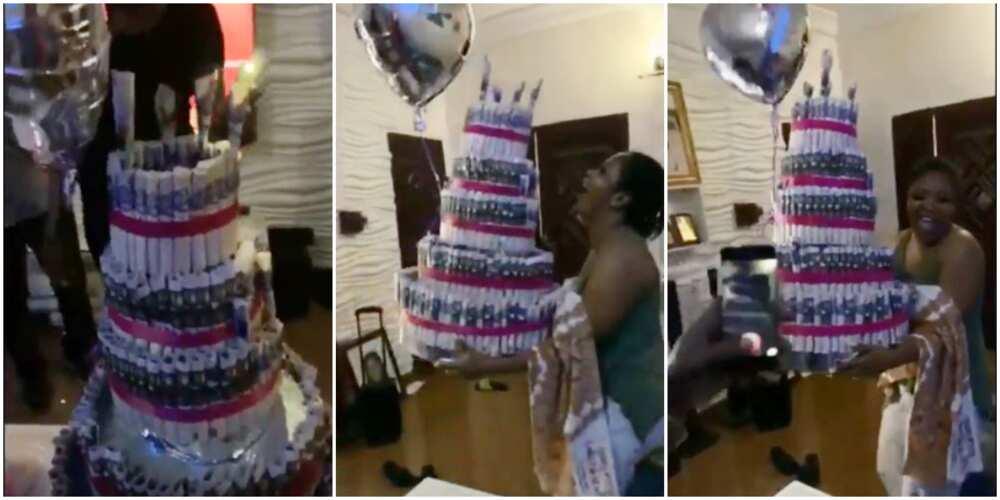 Actress Bidemi Kosoko gets lovely pre-birthday surprise (video)