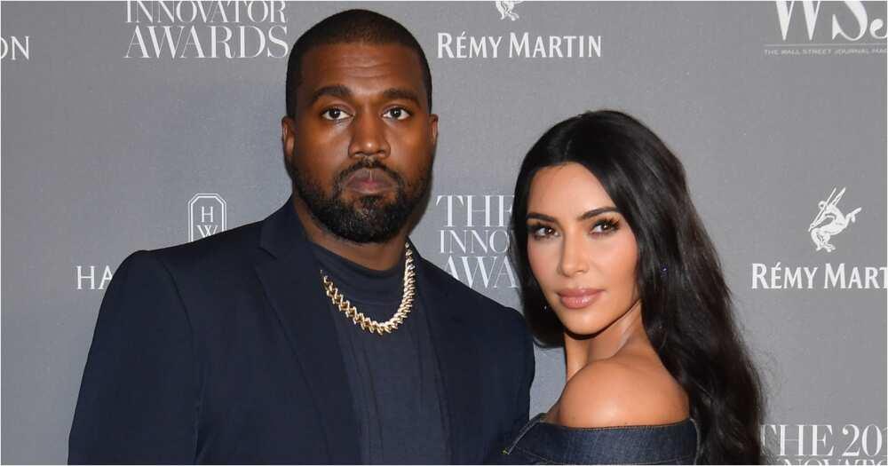 Kanye West Spotted for 1st Time Since Kim Kardashian Divorce Rumours
