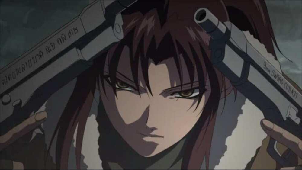 Female anime characters