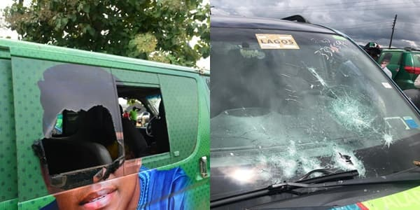 Ondo Election: PDP accuses APC of attacking Jegede's campaign vehicles in Akoko