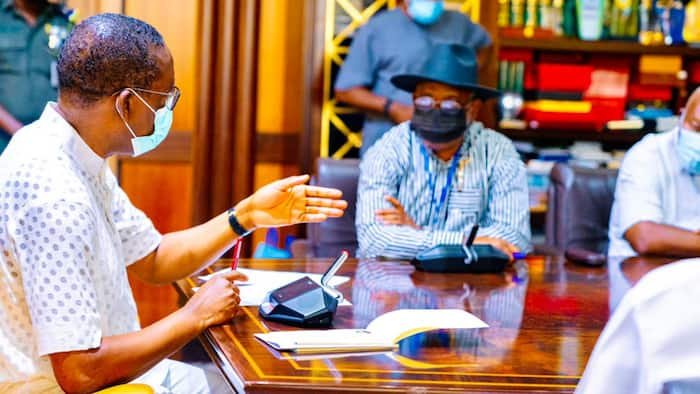 With more youth entrepreneurs, Nigeria will experience peace, says Okowa
