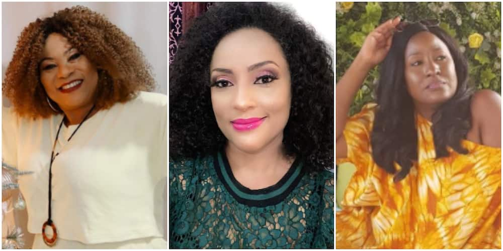 13 Nollywood actresses over 50 who still look stunning and stylish