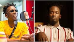 There are better things to do with that money - Mr Eazi as he explains why he does not own a car