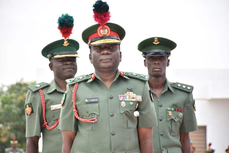 Nigerian Army confirms fire at residence of NDA commandant