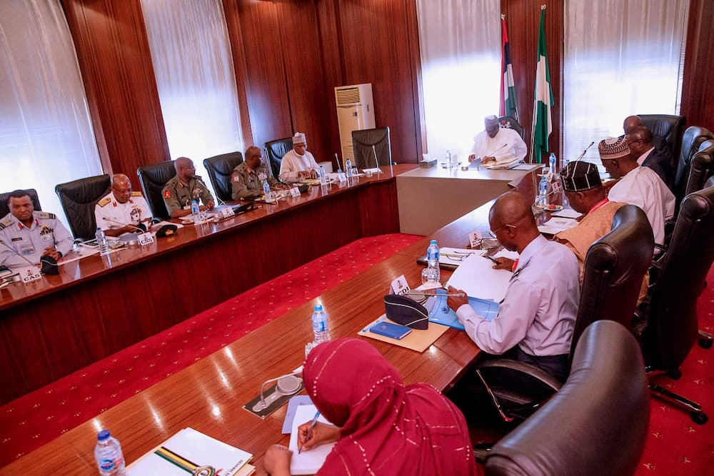 Presidency reacts to Senate's call for sack of service chiefs amid rise in insecurity