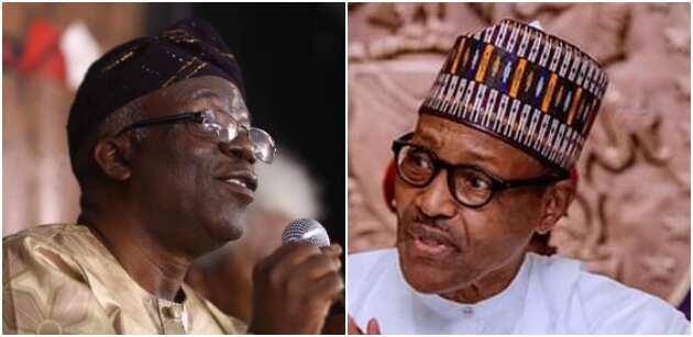 An zargi Buhari da burin neman tazarce shi yasa yake kuntata ma yan jaridu - Latest News in Nigeria & Breaking Naija News 24/7 | LEGIT.NG