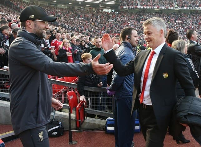 Man United vs Liverpool: Michael Owen tips the Reds to win weekend cracker