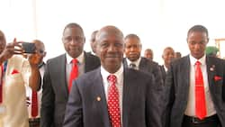 Magu: Presidency clears air on Salami's report, gives reasons