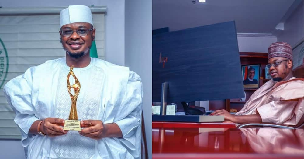 Pantami Bags Most Outstanding Minister of the Year Award