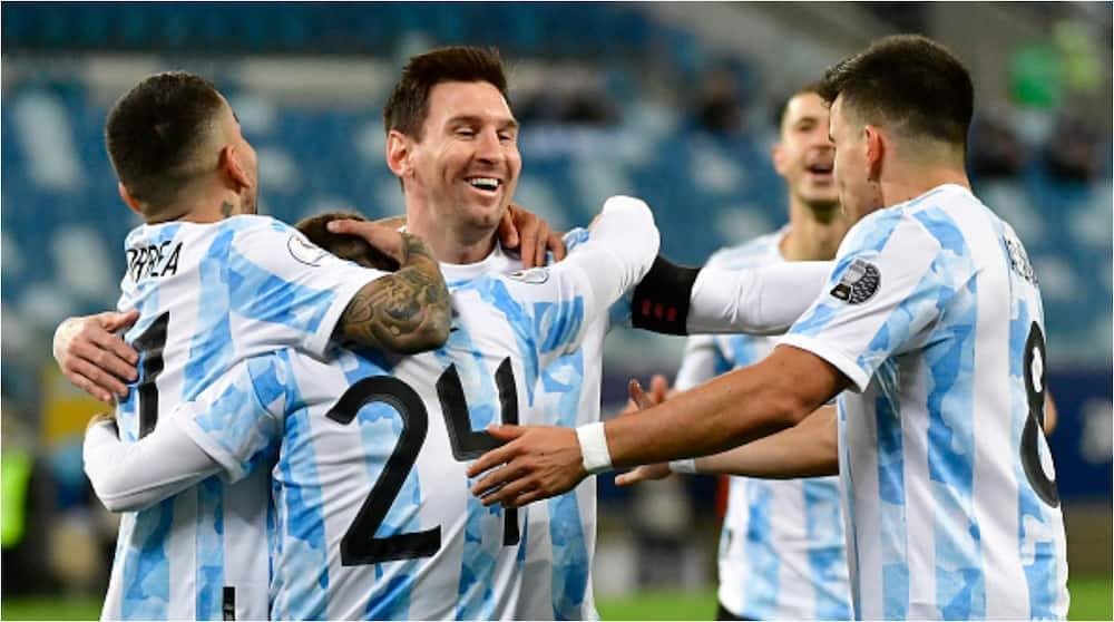 After Scoring Brace for Argentina, Messi Joins CR7, Daei in World's Top 9 Goal Scorers