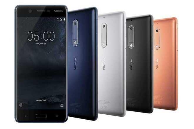 Nokia 5 specs