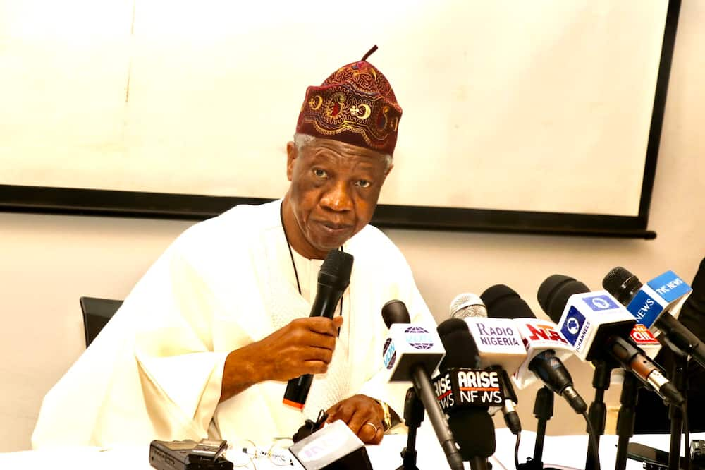 Insecurity: Lai Mohammed says FG is not overwhelmed by bandits, terrorists
