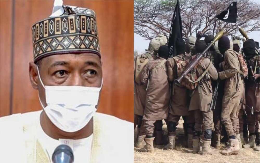Ba ruwan Boko Haram: Waɗanda suka kaiwa tawagar Zulum hari sun fito sun magantu