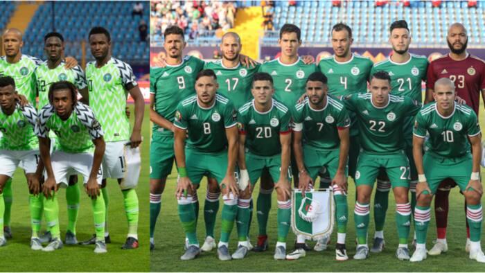 Ta faru ta kare: Algeria 2 - Najeriya 1 (wasan kusa da na karshe)